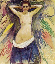 Edvard Munch, The Hands, 1893