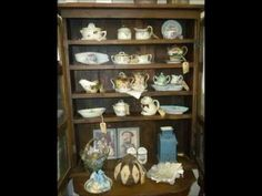 Panoply - A video of our Spring 2012 Booth Displays in South Charleston Antique Mall, South Charleston, WV (I-64, Exit 56)