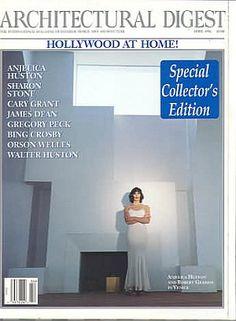 Architectural Digest April 1996