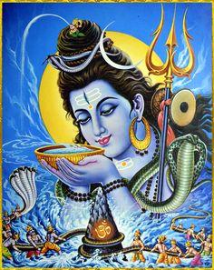 Shiva is a pan-Hindu deity, revered widely by Hindus, in India, Nepal and Sri Lanka Shiva Art, Krishna Art, Devi Images Hd, Shankar Bhagwan, Shiva Parvati Images, Shiva Shankar, Lord Shiva Family, Baby Krishna, Lord Shiva Painting