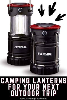 A lantern is a convenient solution and essential for great camping experience — it sheds a wide ring of light, enabling you to find walk safely at night. Depending on the type of camping you like to do, a lantern can be used in addition to or in place of a headlamp or flashlight. #campinglantern #campinglights #campinglantersoutdoorcamping #outdoorcamping #outdoortrip Best Camping Lantern, Camping Lanterns, Camping Lights, Top Travel Destinations, Best Places To Travel, Camping Hacks, Camping Gear, Best Travel Gadgets, Places Worth Visiting