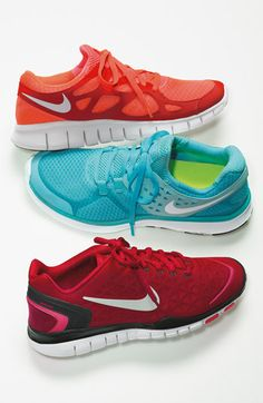 Bright, fun gym shoes!