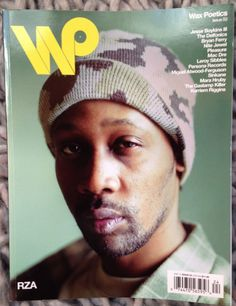 WAX POETICS #53 RZA Jesse Boykins Delfonics Bryan Ferry Nite Jewel Pleasure