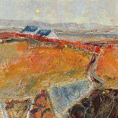 'Autumn Sun, Orkney'