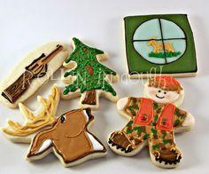 hunting cookies.