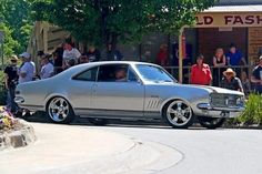 Still my favorite. The great Aussie Holden Monaro. The best lines and tough. Nick : Still my favorite. The great Aussie Holden Monaro. The best lines and tough. Australian Muscle Cars, Aussie Muscle Cars, American Muscle Cars, Holden Monaro, Sexy Cars, Hot Cars, Holden Muscle Cars, Holden Australia, Old School Cars