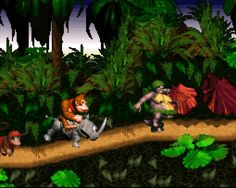 Donkey Kong Country [SNES]
