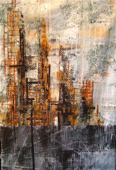 Work by Phoenix Contemporary Textile Group member Jo Coombes