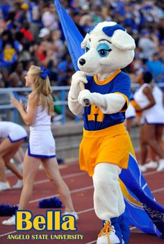 Bella, Angelo State University, San Angelo, Texas
