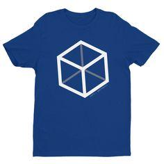 White Cube Men's T-Shirt