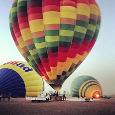 Egypt: Balloon Crash Kills 19 Tourists Near Luxor