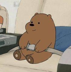 wallpaper 、 we bare bears We Heart Itの画像