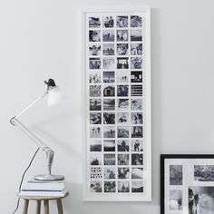 52 Aperture Year in Memories Photo Frame   Photo Frames   Home Accessories   Home   The White Company UK