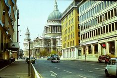 Cannon Street 1982