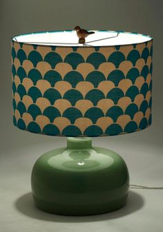 Im obsessed with this Lamp! I think i gunna buy it:)  Glow Your Own Way Lamp, #ModCloth