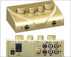 (58.00$)  Watch here - http://aiar2.worlditems.win/all/product.php?id=540568601 - Karaoke mixer with 2 Microphone  ,HD-N2  Karaoke concrete  mixer  high quality Karaoke Echo Mixer KARAOKE SOUND MIXER