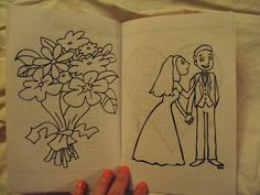 !! DIY KIDS ACTIVITY BOOK !! :  wedding books fun kids activity book