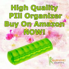 High quality 7 Day Pill Box Organizer Buy On Amazon Now!