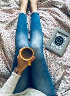 • December Morning • #blue #white #yellow