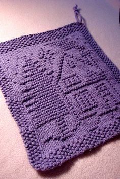 Ravelry: The Christmas Dishcloth Story pattern by Kris Knits