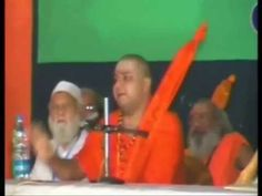 A Hindu Pandit Supports Islam - YouTube