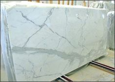 alternative to marble. Taj Mahal quartzite - a little creamier with a touch of warm gray