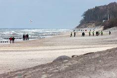 Środa, 10 lutego 2016 - Wietrzny Rewal - Fotorelacja Pogodowa z Wybrzeża Rewalskiego - Pogoda Rewal Pobierowo