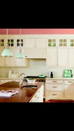 15 best milk painted kitchens images kitchen paint homestead rh pinterest com