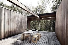 Summerhouse - Denmark by architect Mads Kaltoft