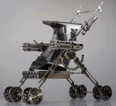 LOL!!!  Is your baby prepared for the zombie apocalypse?