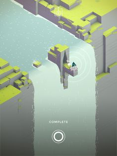 Monument Valley iOS: Forgotten Shores is the highly anticipated expansion to Monument Valley by ustwo games - featuring 8 brand new chapters. Isometric Art, Isometric Design, Environment Concept, Environment Design, Game Design, Monument Valley Game, Low Poly Games, Pix Art, Game Background