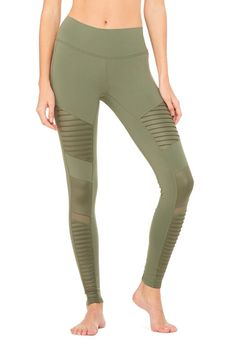 Moto Legging | Women's Yoga Bottoms at ALO Yoga