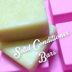 Make Solid Conditioner Bars