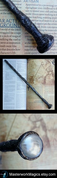 Tamarand magic wand by Masterwork Magics. #magic #wand