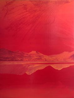 "Saatchi Art Artist Marie Elaine Lalonde; Printmaking, ""Diagénèse -3- SOLD"" #art"