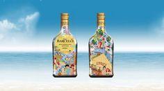 Las botellas de Ron Barceló se llenan de ilustraciones para este verano | Tiempo de Publicidad | Blog de Publicidad y Creatividad