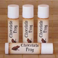 Chocolate Frog Harry Potter Themed Lip Balm
