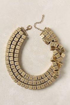Triple Prism Necklace - StyleSays