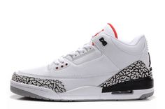 promo code 3b7a0 b6c4e Buy New Air Jordan 3 Retro White Fire Red-Cement Grey-Black Best For Sale  from Reliable New Air Jordan 3 Retro White Fire Red-Cement Grey-Black Best  For ...