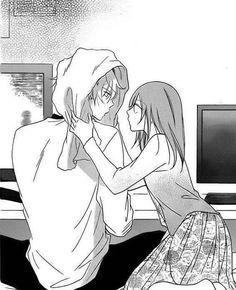 Naruse and Yuki