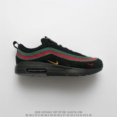 best sneakers f4068 f2382 Mens New York Trend Shop Manager Sean Wotherspoon X Air Max 1 97 Vf Sw  Hybrid Mix Vintage Air Jogging Shoes Vintage Corduroy Bl