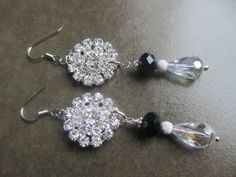 1920s Flapper Art Deco Style Rhinestone and by CeeCeeJewellery, $33.00