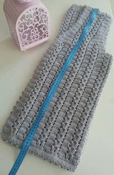 Knitting Patterns Free, Free Pattern, Crochet Patterns, Crochet Poncho, Crochet Motif, Crochet Dress Outfits, Easy Crochet Stitches, Baby Dress Patterns, Tatting