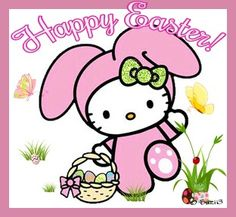 hello kitty easter wallpapers - photo #13