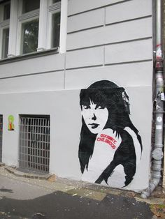 Berlin. Street art.