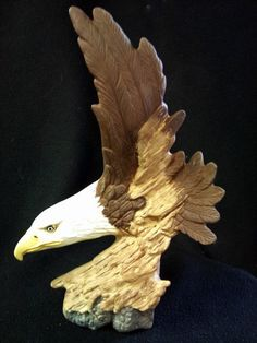 Check out this item in my Etsy shop https://www.etsy.com/listing/161306894/ready-to-paint-ceramic-bisque-eagle-on