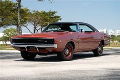 68 Dodge Charger R/T HEMI Dodge Hemi, Plymouth Cars, Charger Rt, Barrett Jackson Auction, Collector Cars, Amazing Cars, Awesome, Cool Trucks, Mopar