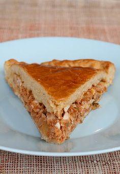 NAMI-NAMI: a food blog: Empanada Gallega de Atun