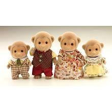 Sylvanian Families - Famille singe