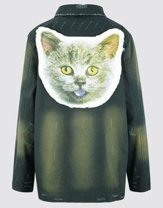 Tabby Cat Jacket, Drop Dead Clothing #DDPINTOWIN